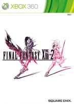 Final Fantasy XIII-2 Cover