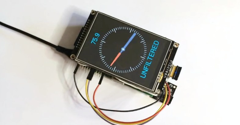 Raspberry Pi Digital compass