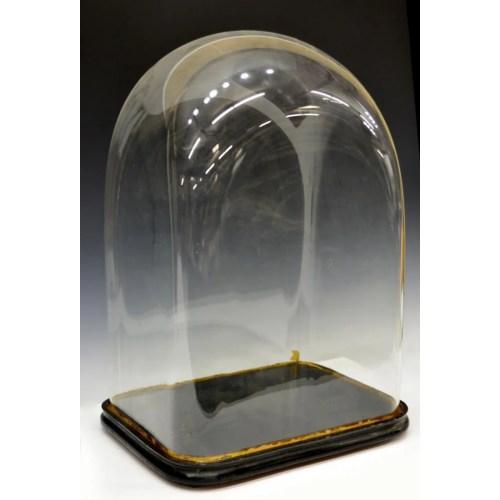 Medium Crop Of Glass Dome Display