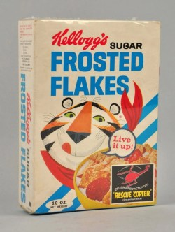 Exquisite Vintage Kelloggs Frosted Flakes Box Batman Ad Kellogg S Frosted Flakes Kosher Kellogg S Frosted Flakes Barcode