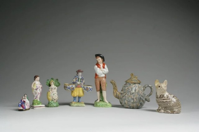 35: An Assorted Group of 18th and Early 19th Century