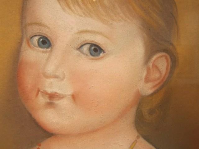 39: Deacon Robert Peckham (American, 1785-1877)