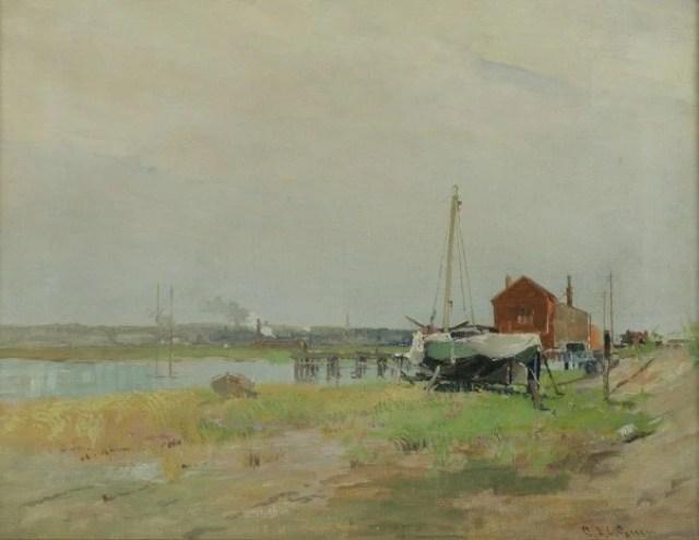 256: Charles Edwin Lewis Green (American, 1844-1915)