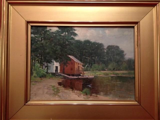 258: Charles Edwin Lewis Green (American, 1844-1915)