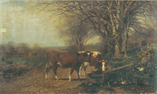 261: James MacDougal Hart (American, 1828-1901)