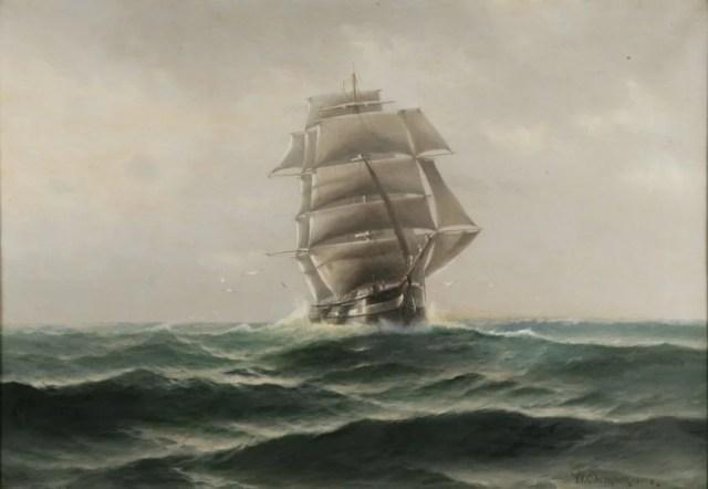 267A: Theodore Victor Card Valenkamph