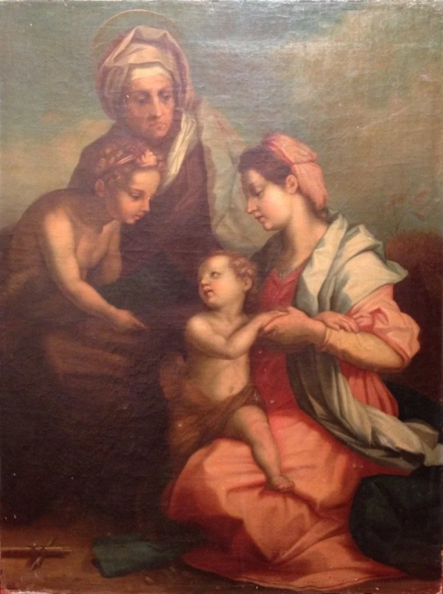 277: After Andrea Del Sarto (1486-1530)