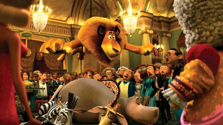 Madagascar 3. (Foto: DreamWorks)