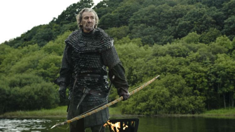 "Clive Russell som Brynden ""The Blackfish"" Tully. (Foto: Helen Sloan, HBO)."