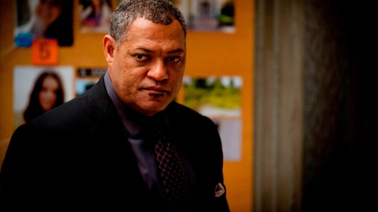 Laurence Fishburne som etterforsker Crawford i Hannibal. (Foto: NBC, TVNorge).
