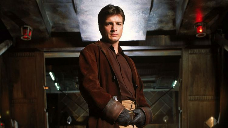 Malcolm Reynolds i Firefly. (Foto: 20th Century Fox Television).