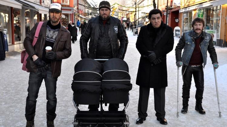 Promobilde fra «Lilyhammer» sesong 2. (Foto: NRK)