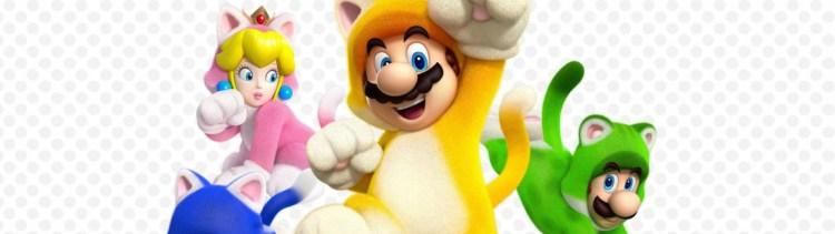 Super Mario 3D World. (Foto: Nintendo)