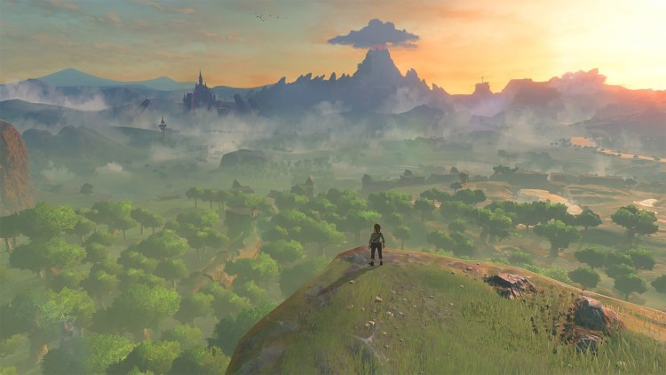 The Legend of Zelda: Breath of the Wild. (Foto: Nintendo).