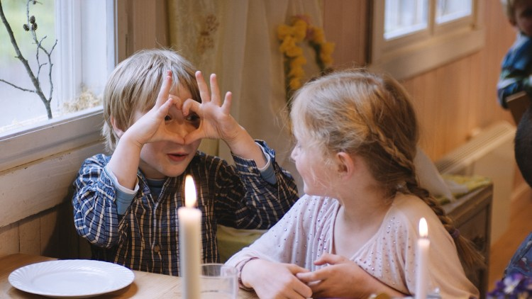 Barndom. (Foto: Norsk Filmdistribusjon).