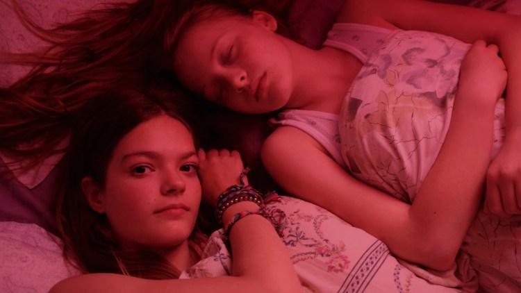 """Beta (Diljá Valsdóttir) og Hanna (Katla Njálsdóttir) i """"Hjartasteinn"""". (Foto: Tour de Force)"""
