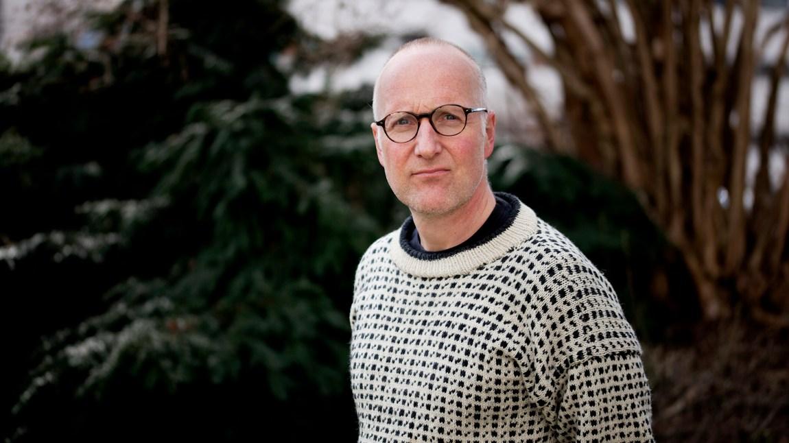 Rusforsker og psykiater Jørgen Bramness mener cannabis har vist effekt i studier. (Foto: Patrick Da Silva Sæther)