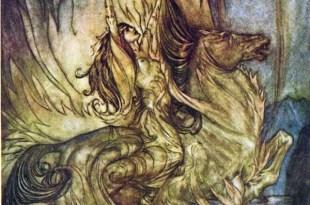 歌劇神話:尼貝龍指環【第一日】女武神《Act III》