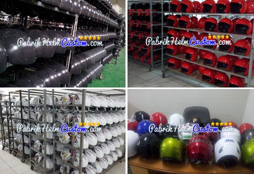 slide pabrik helm custom