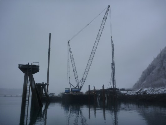 White Pass Dock