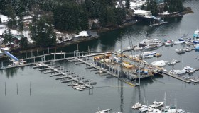 Statter Harbor Moorage