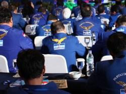 Kader Partai Demokrat dalam sebuah acara (Foto : IST)