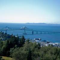 Incredible Views Over Charming Astoria, Oregon