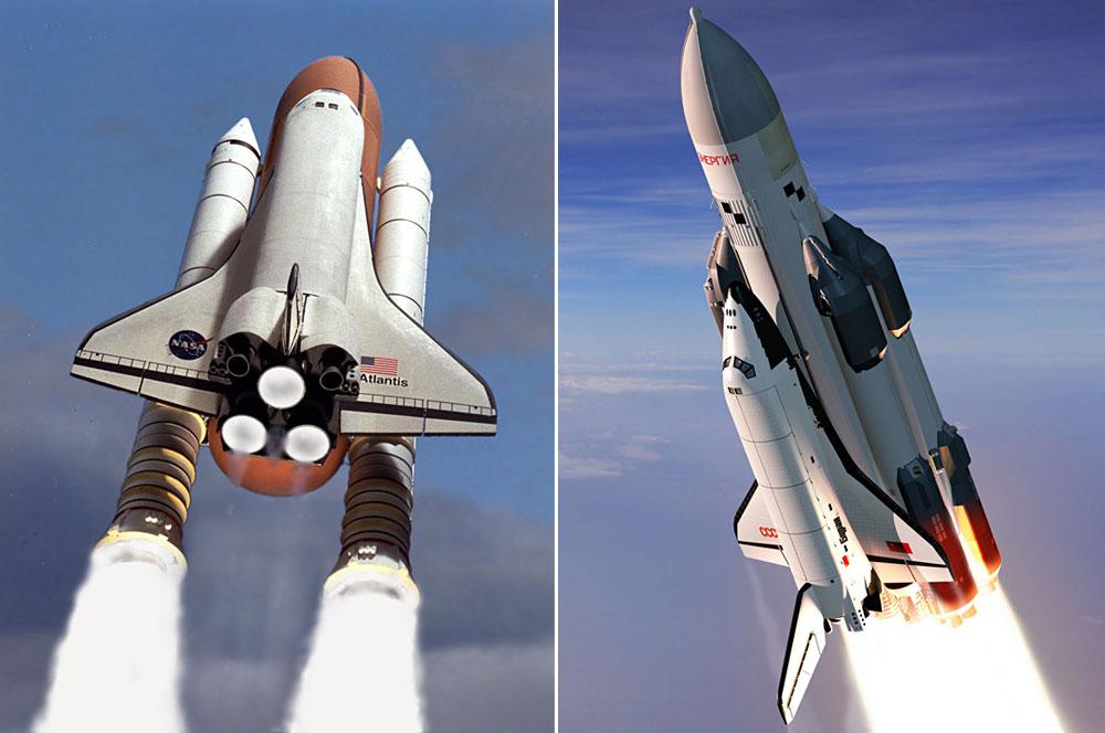Burán: Cuando la Unión Soviética superó al transbordador espacial de EEUU (2/6)