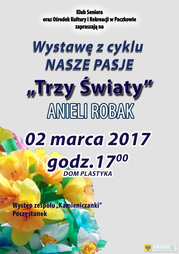 Aniela_Robak_Nasze_pasje_plakat