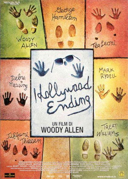 Locandina italiana Hollywood Ending