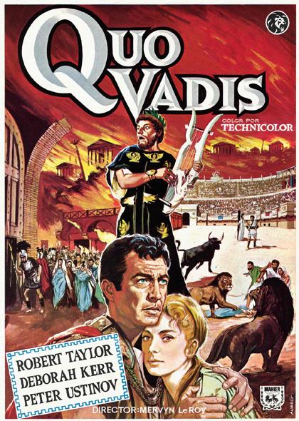 Poster Quo vadis? [2]