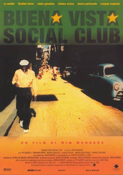 Locandina Buena Vista Social Club