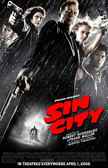 Poster Sin City