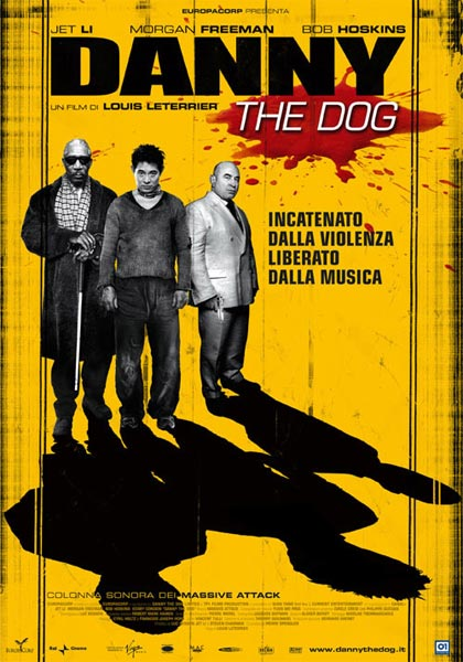 Locandina italiana Danny the Dog