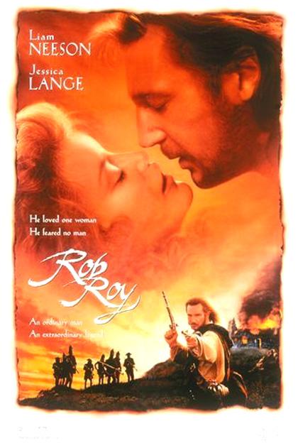 Locandina italiana Rob Roy