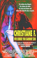 Locandina Cristiana F. - Noi i ragazzi dello zoo di Berlino