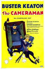 Locandina Il cameraman