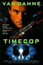 Locandina Timecop - Indagine dal futuro