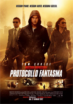 Locandina Mission Impossible - Protocollo Fantasma