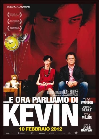 Locandina italiana ...E ora parliamo di Kevin