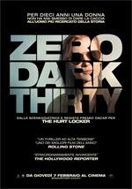 Locandina Zero Dark Thirty