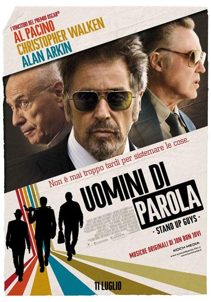 Locandina italiana Uomini di parola
