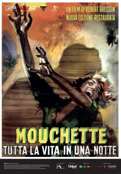 Locandina italiana Mouchette - Tutta la vita in una notte