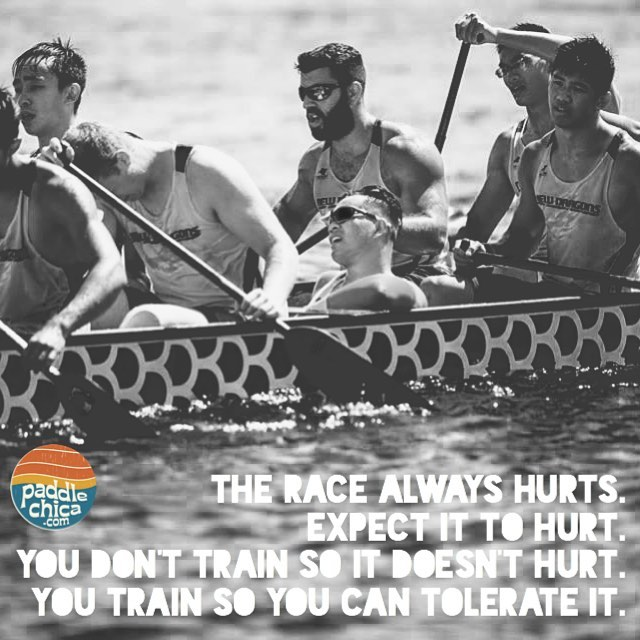 Good luck to all the teams racing this weekend! paddlechicahellip