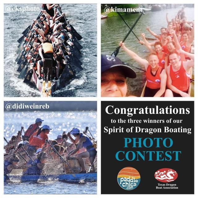 The winners of the Spirit of Dragon Boating Photo Contesthellip