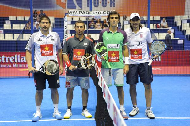 final santander world padel tour