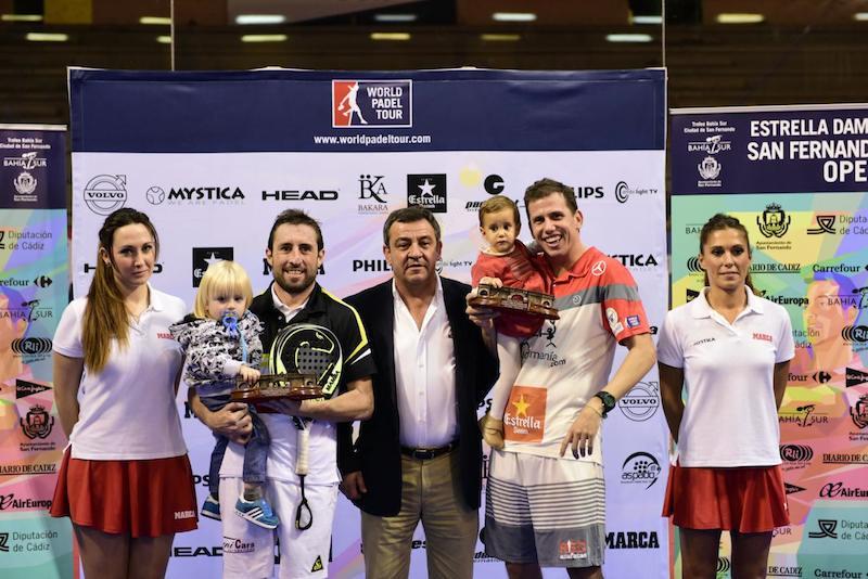 Campeones WPT San Fernando