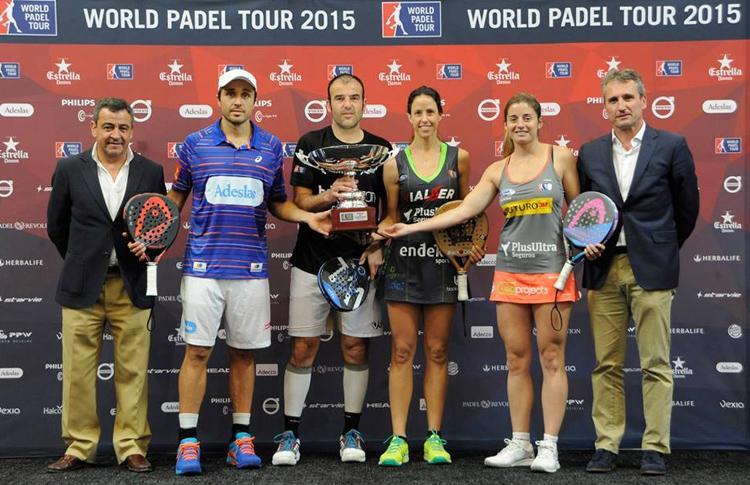 Campeones World Padel Tour San Fernando 2015