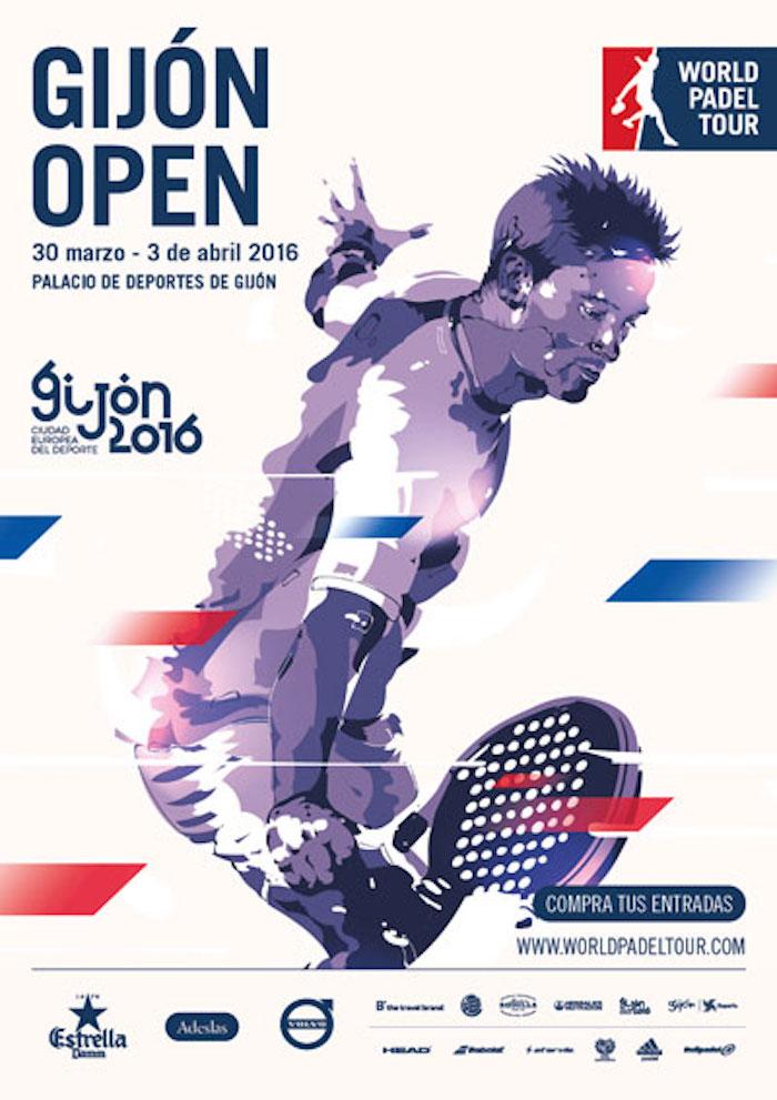 Cuadros y horarios World Padel Tour Gijón 2016