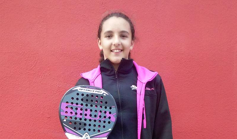Lorena Rufo, campeona del mundo alevín, se une a Siux